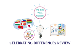 CELEBRATING DIFFERENCES REVIEW