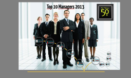 Top 10 Managers 2013