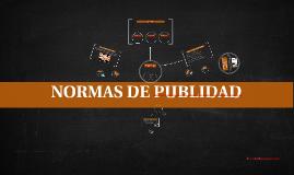 NORMAS DE PUBLITARIA