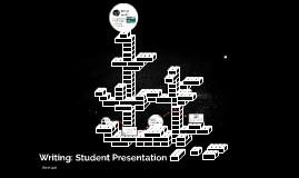 Writing: Student Presentation