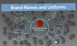 Brand Names and Uniforms