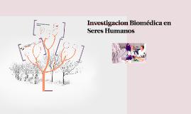 Investigación en Seres Humanos UST