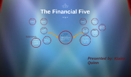 Copy of Copy of The Financial Five