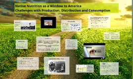 Native Nutrition as a Window to America