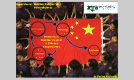 Democratic Member Control in Chinese Cooperatives