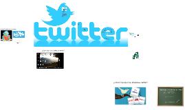 Presentacion sobre Twitter