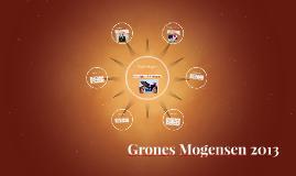 Grones Mogensen 2013