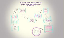 Copy of EL PENSAMIENTO ORGANIZACIONAL ESTRATÉGICO: UNA PERSPECTIVA D