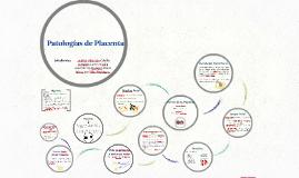 Patologías de Placenta