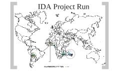 IDA Project Run