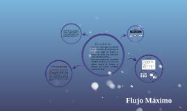 Flujo Máximo