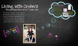 Living With Crohn's