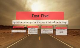 Fast five TOK Presentation