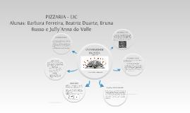 Pizzaria - LIC