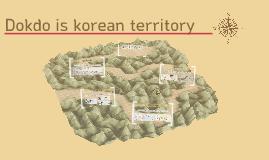 독도는 한국 땅이다.