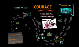 Copy of COURAGE presentation