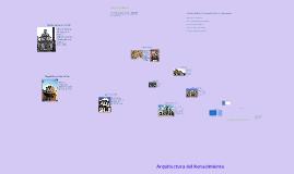 Copy of Copy of Arquitectura Renacimiento