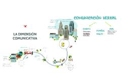 Copy of LA DIMENSIÓN COMUNICATIVA