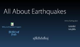Earthquake Mrs. Wise