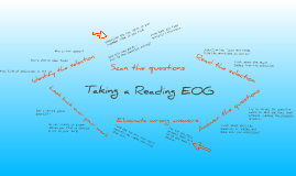 Taking a Reading EOG test