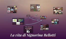 Signorina Bellotti
