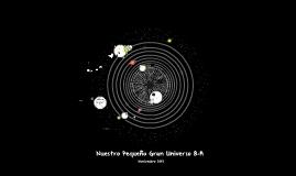 Nuestro Pequeño Universo 8ºA V02