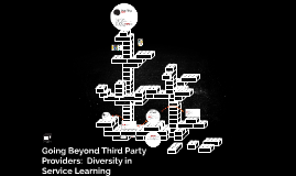 Going Beyond Third Party Providers:  Diversity in Service Le