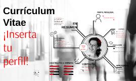 Copy of PLANTILLA GRATUITA. Un Currículum Vitae perfecto