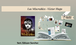 Edisson Los Miserables - Victor Hugo