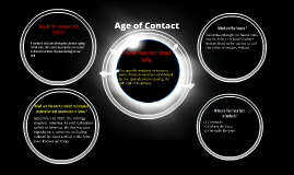 age of contact
