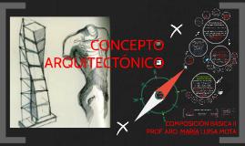 Copy of CONCEPTO ARQUITECTÓNICO