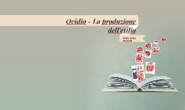 Ovidio - La produzione dell'esilio