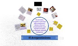 Copy of Copy of El Arrepentimiento