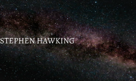 Copy of STEPHEN HAWKING