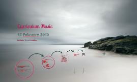 Curriculum Music Week 1