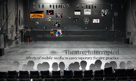 Mobilising Theatre