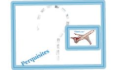 Finance 5350 - Perquisites Presentation