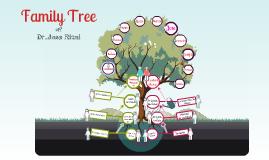 Family tree Dr jose