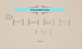 IEP Documentation Timeline