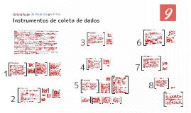 Copy of 9|Instrumentos de coleta de dados