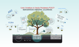 Copy of Copy of NORMATIVIDAD AMBIENTAL COLOMBIANA