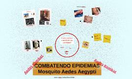 COMBATENDO EPIDEMIAS