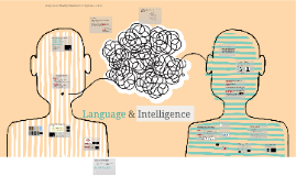 Language and Intelligence