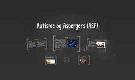 Autisme og Aspergers ASF