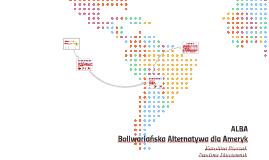 Alianza  Bolivariana para los Pueblos de Nuestra America
