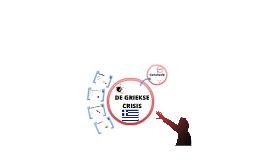 Griekse crisis