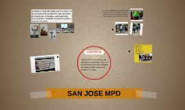 Copy of SAN JOSE MPD