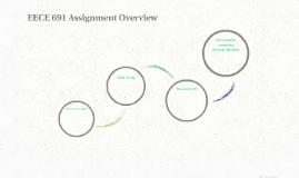 EECE 691 Assignment Overview