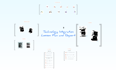 Technology Integration Lesson Plan Evaluation