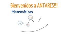 Presentación - Matemáticas